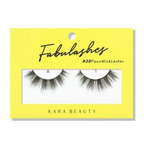 Pestañas postizas Kara Beauty FABULASHES A1