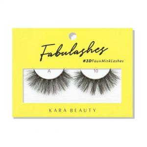 Pestañas postizas Kara Beauty FABULASHES A10