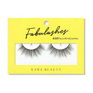 Pestañas postizas Kara Beauty FABULASHES A3
