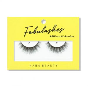 Pestañas postizas Kara Beauty FABULASHES A6