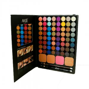 Amuse cosmetics look book shimmer paleta de sombras