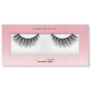 Pestañas Postizas Kara Beauty BEBERLY HILLS faux mink 3D