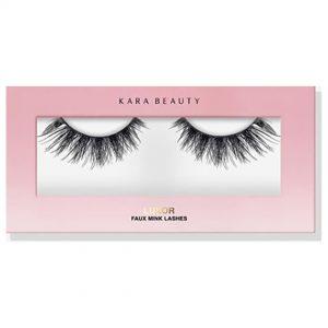 Pestañas Postizas Kara Beauty LUXOR faux mink 3D