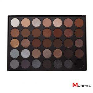 Morphe paleta de sombras 35k