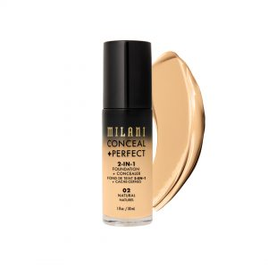 Milani base conceal+perfect 2 in1