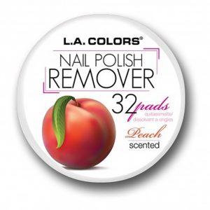 Quita Esmalte Nail Polish Remover L.A. Colors