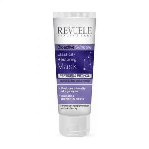 Revuele bioactive skincare peptidos y retinol mascarilla restauradora