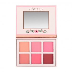 Beauty Creations floral Bloom Blush