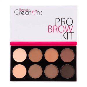 Beauty Creations kit de cejas brow