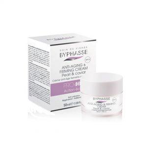 Byphasse crema antiedad pro40 annos perla y caviar 50ml