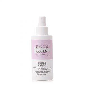 Byphasse face mist re hydrating spray pieles mixtas y grasas