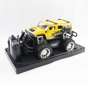 Carro control remoto 4×4
