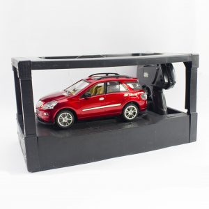 Automóvil metálico pilas recargables