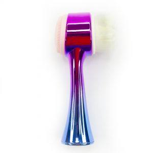 Cepillo facial manual exfoliante