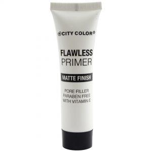 City Color primer flawless matte finish