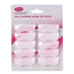 Doll perming affine eye patch