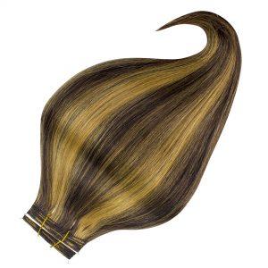 Extensiones Supreme ultimate 18″ euro straig cabello natural