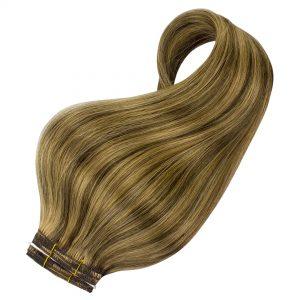 Extensiones Supreme ultimate 24″ euro straig cabello natural