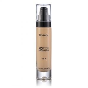 Flormar base HD invisible cover foundation