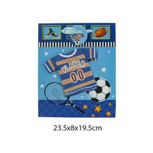 Funda de regalo 23.5x8x19.5cm
