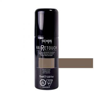 Echos Line tinte retoque de cabello castaño claro