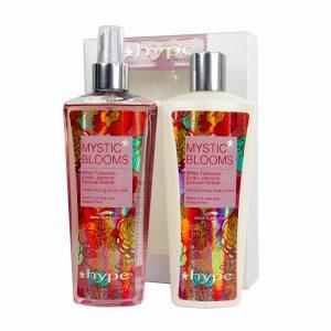 Hype set x2 splash crema mystic blooms