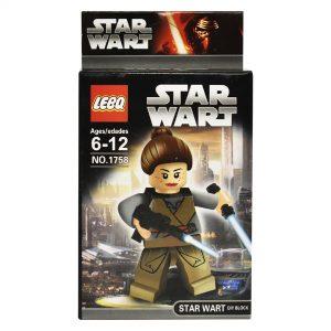 Juguete muñeca star wars princesa leia