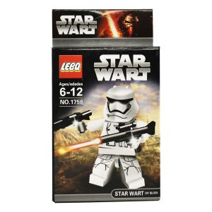 Juguete muñeco star wars stormtroopers