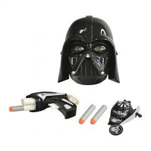 Juguete plastico set mascara darth vader