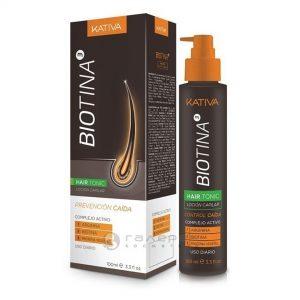 Kativa biotina tónico prevención caída 100ml