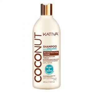 Kativa coconut shampoo reconstructor 500ml