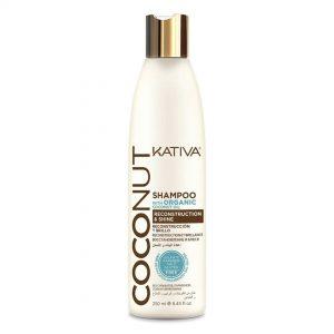 Kativa coconut shampoo reconstructor 250ml