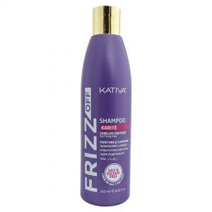 Kativa frizz off shampoo keratine 250ml