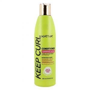 Kativa keep curl acondicionador 250ml