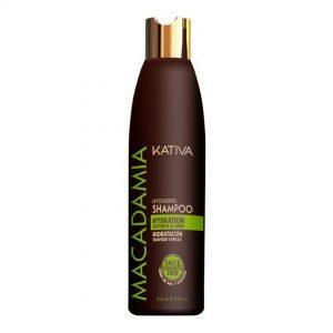 Kativa macadamia shampoo hidratación 250ml