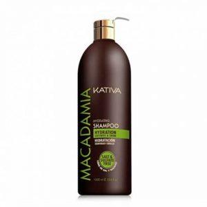 Kativa macadamia shampoo hidratación 1000ml