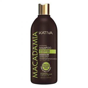 Kativa macadamia shampoo hidratación 500ml