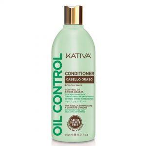 Kativa oil control acondicionador 500ml