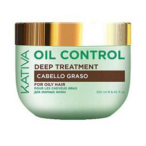 Kativa oil control mascarilla deep treatment