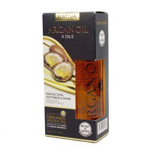 Kativa argán oil proteccion suavidad y brillo 120ml