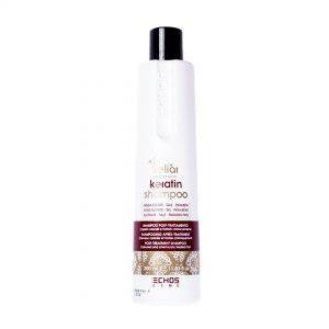 Echos Line shampoo keratina