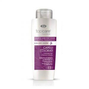 Lisap color care shampoo acido post color 75ml