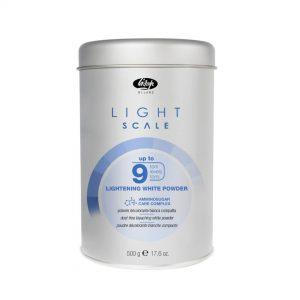 Lisap light scale polvo decolorante 500gr