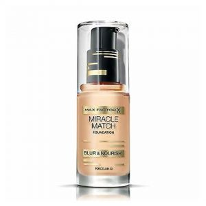 Max Factor base liquida miracle match
