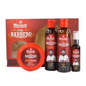 Maxybelt kit de barbero cera fijadora
