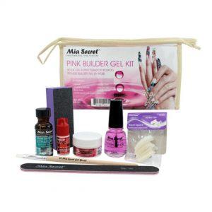 Mia Secret set gel clear kit 06