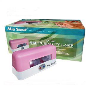 Mia Secret lampara uv-12watt gel