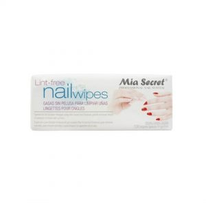 Mia Secret Wipes *100 limp/uñas