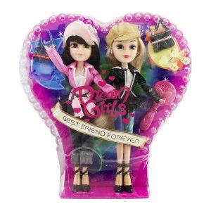 Muñeca dream girls dúo