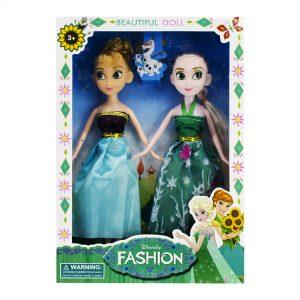Muñeca frozen fashion